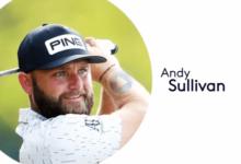 Andy Sullivan llevó a cabo en la ronda inaugural en Dubái una de las mejores actuaciones del 2020
