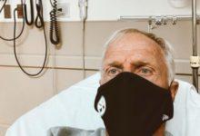 Greg Norman comparte en las redes su día de Navidad: en el hospital tras dar positivo por covid