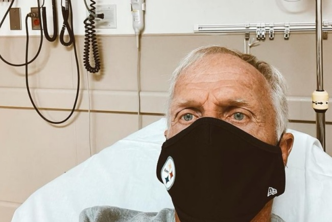 Greg Norman, Coronavirus,shark_gregnorman