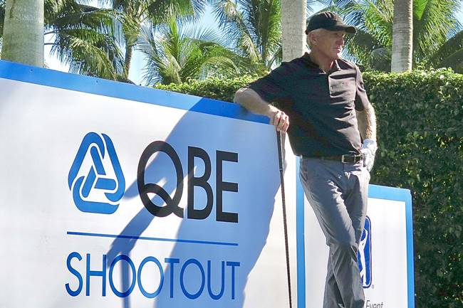 Greg Norman QBE Shootout