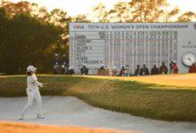 Shibuno aguanta el liderato en el US Women's Open, pero deja todas las opciones abiertas