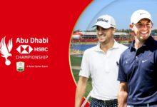 El European Tour dará la bienvenida a la temporada 2021 con Rory y Thomas jugando en Abu Dhabi