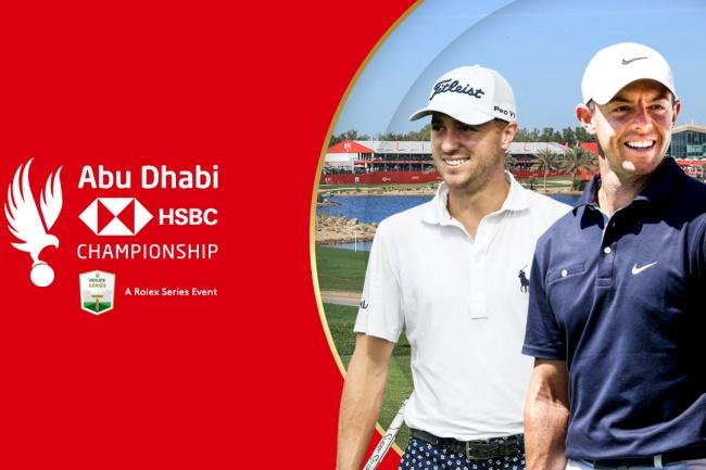 Justin Thomas, Rory McIlroy, European Tour, Abu Dhabi GC, Abu Dhabi HSBC Championship,