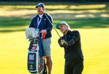 Lexi Thompson contará con la ayuda del caddie de DeChambeau para el US Women's Open 2020