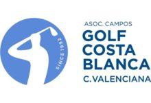La Asociación de Campos de Golf de la Costa Blanca y Com. Valenciana renueva y moderniza su logo