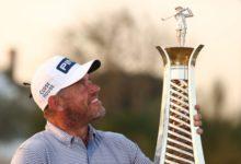 ¡Una más! Rahm finaliza por cuarto año seguido como el mejor golfista español en la Race to Dubai