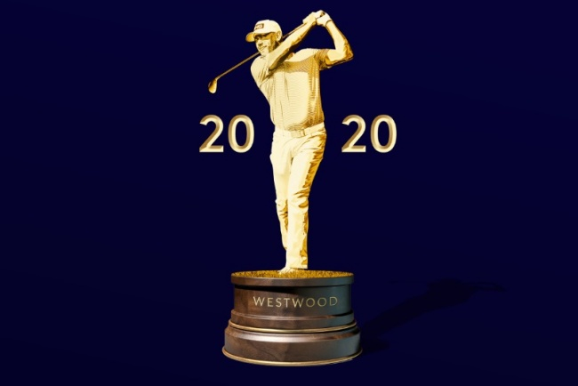 Lee Westwood, Player of the Year ET 2020, European Tour,