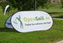 Ni el frío ni el viento impidió el rotundo éxito del IX Torneo OpenGolf celebrado en Font del Llop