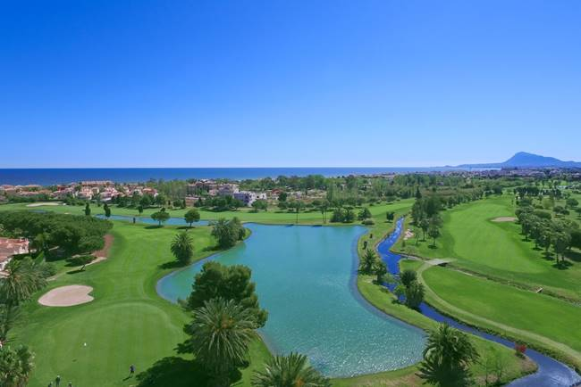 El Camp. de España de Profesionales Femenino, traca final del calendario 2020 en Oliva Nova Golf