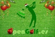Desde OpenGolf deseamos que el espíritu navideño siga intacto en todos vosotros ¡¡Feliz Navidad!!