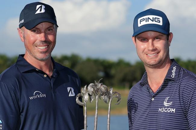 PGA Tour, QBE Shootout, Tiburon GC, Harris English, Matt Kuchar,