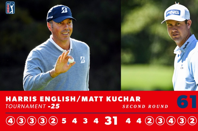 PGA Tour, QBE Shootout, Tiburon GC, Harris English, Matt Kuchar,