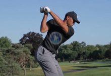 Pasen y disfruten con el swing a cámara lenta de Tiger, poseedor de 15 Grandes y 82 títulos en el PGA