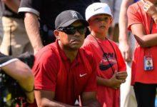 Tiger debutará en el PNC Champ. junto al jugador más joven en la historia del torneo, su hijo Charlie