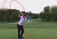 El swing a cámara lenta del joven talento Viktor Hovland, doble campeón en el PGA con 23 años