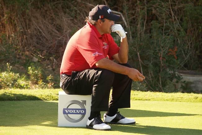 El golfista Ángel Cabrera fue arrestado en Río de Janeiro acusado de violencia de género en su país