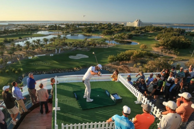 Adri Arnaus, Omega Dubai Desert Classic 2020, European Tour, Worldwide Golf,