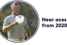 ¡A centímetros! Estos jugadores se quedaron a un suspiro del Hoyo en Uno en el European Tour