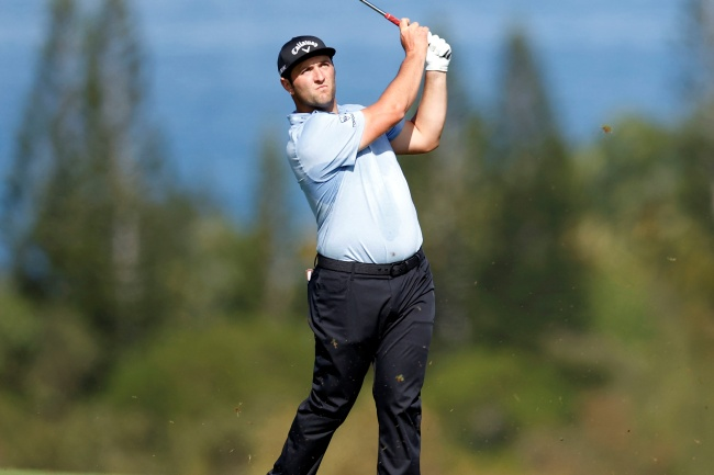 Jon Rahm, PGA Tour, Plantation Course, Tournament of Champions 2021,