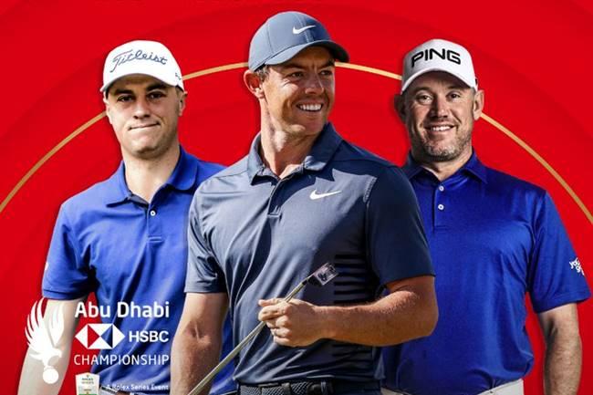 McIlroy, Thomas, Westwood, partido estelar para inaugurar el curso en el European Tour (HORARIOS)