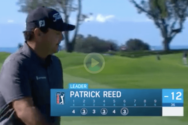 PGA Tour, Farmers 21 j3, Torrey Pines, Videos de Golf, Patrick Reed,