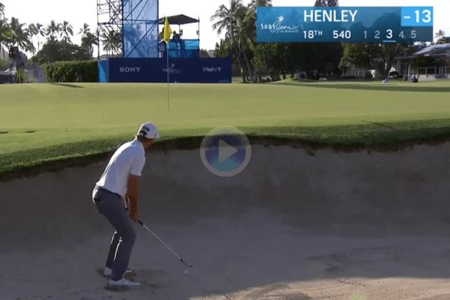 PGA Tour, Sony Open 2021 j3, Russell Henley, Videos de Golf,