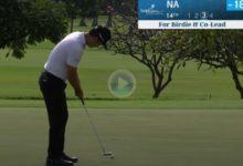 Kevin Na, gran protagonista de los mejores momentos del domingo en el Sony Open hawaiano