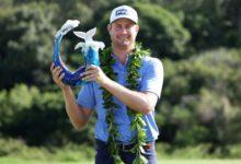 Jon firma un gran Top 7 en el Torneo de Campeones tras llegar al -20 en el triunfo de Harris English