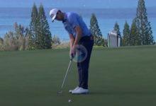 Harris English volvió a sonreír en el PGA Tour tras una jornada en la que casi pierde el torneo