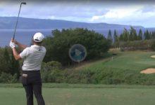 Palmer, English y Morikawa protagonizan los grandes golpes de la 3ª j. del Torneo de Campeones