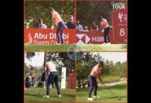 El espectacular y potente swing de Rory McIlroy visto desde 4 ángulos diferentes al mismo tiempo