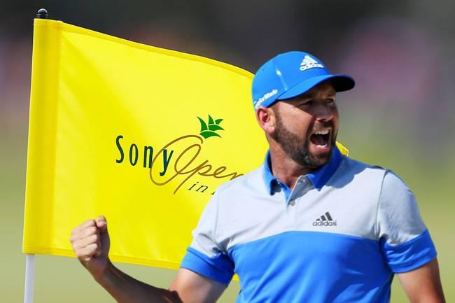 Sergio García Sony Open