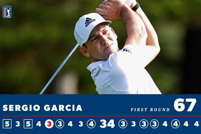 Sergio Garcia, Plantation Course, Tournament of Champions 2020, PGA Tour,