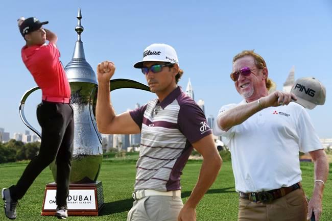 Sergio García, Rafa Cabrera, Miguel Ángel Jiménez y otros siete españoles, a por el Dubai Desert Classic