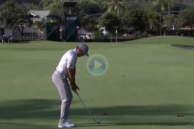 Sergio Garcia, Sony Open 2021 j1, Waialae CC, Videos de Golf,