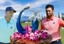 Jon Rahm y Sergio García pelearán por coronarse campeón de campeones en el Plantation de Hawaii