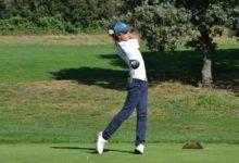 Jaime Montojo se estrena a lo grande en la Copa Baleares Masculina 2021. Lidera en Pula Golf con -6