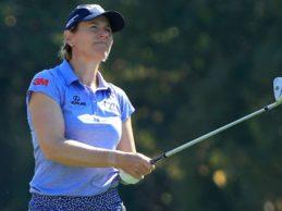Annika Sörenstam volverá a competir en un evento de la LPGA… ¡en el patio de atrás de su casa!
