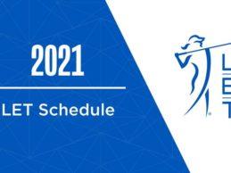 El Ladies European Tour anuncia un calendario 2021 de record. 27 torneos con €19 Mill. en 19 países