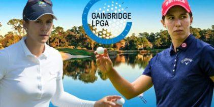 Carlota Ciganda y Azahara Muñoz arrancan el curso en la LPGA viajando a Orlando a por el Gainbridge