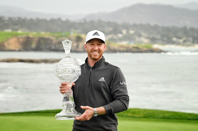Daniel Berger, Pebble Beach 2021, PGA Tour,