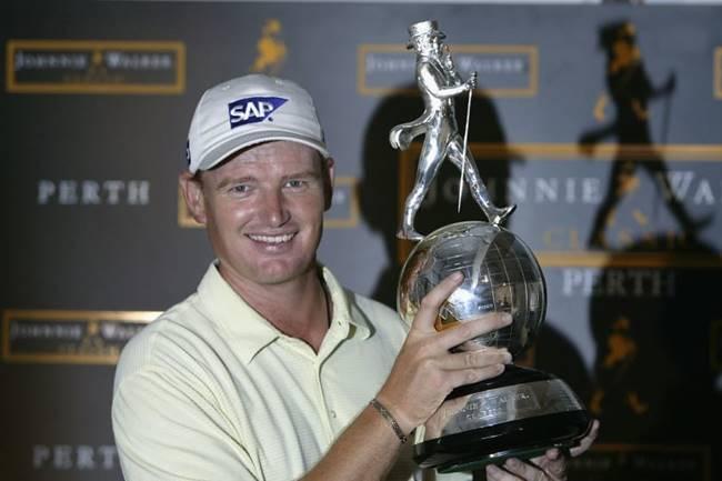 Ernie Els Johnny Walker Championship 2003