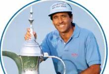 Esta semana se cumplieron 29 años de la victoria de Seve en el Dubai Desert Classic. ¡Casi nada!