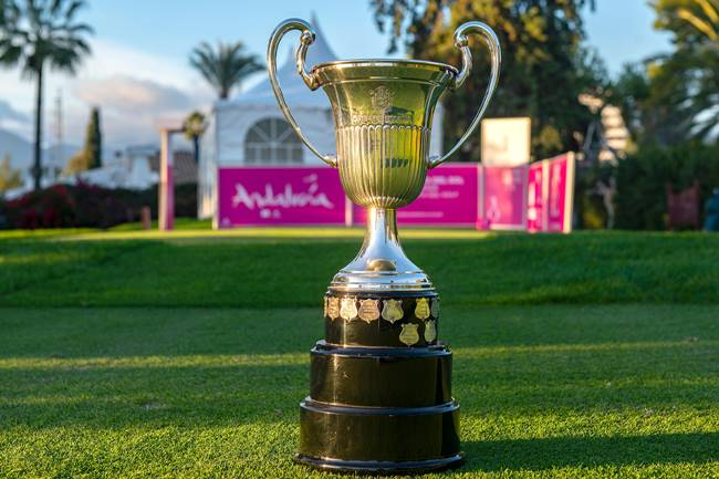 Foto trofeo Andalucia Costa del Sol Open de España 650