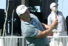 ¡Entró, entró! Jon Rahm firmó el birdie en el icónico par 3 del hoyo 16 del TPC Scottsdale con suspense