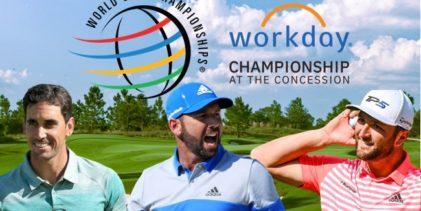 Jon Rahm, Sergio García y Rafa Cabrera Bello ponen rumbo a Florida a por el primer mundial del curso