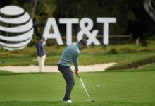 Spieth, a 18 hoyos de volver a ganar en el PGA Tour dos años y medio después tras aguantar el liderato