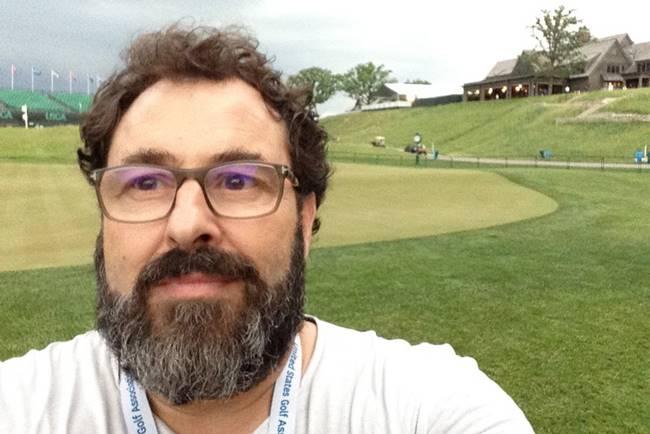 Fallece José Manuel Cortizas «Corti», periodista de El Correo que seguía a Jon Rahm por todo el mundo