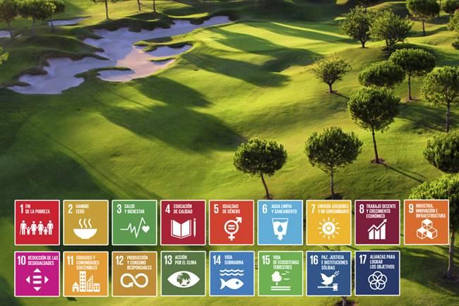 Las Colinas Golf Sostenibilidad