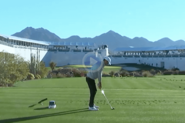 PGA Tour, Videos de Golf, Scottie Scheffler, TPC Scottsdale, Phoenix Open,